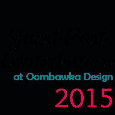 2015 Guest Post Contributors