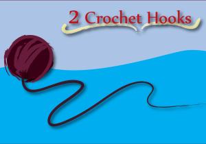 Logo 2 Crochet Hooks