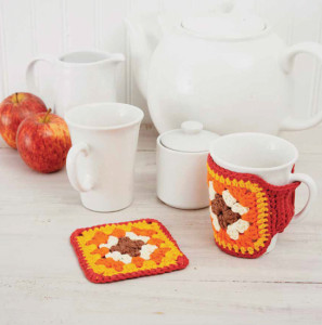 Breakfast Cozy Set 2 | Boho Crochet Review @OombawkaDesign