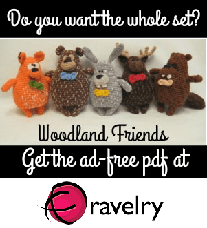 Woodland Friends Ravelry 2