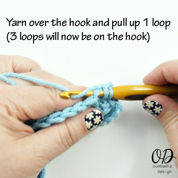 Beginner Crochet: Lesson 3: Learn to Crochet - Half Double Crochet ...