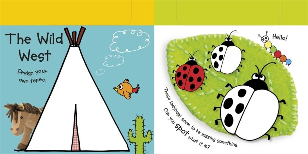 Lady Bugs | Doodle Fun! Review @OombawkaDesign