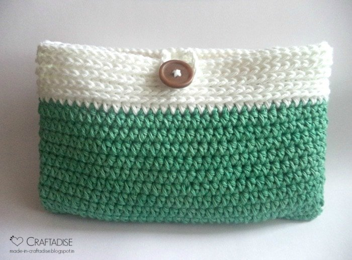 Image 1 Explore Crochet Purse | Made in Craftadise Guest Post @OombawkaDesign