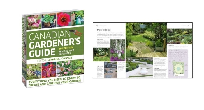 Canadian Gardener's Guide Book Review @OombawkaDesign