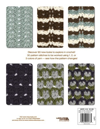 Back Cover Triple Play Pattern Stitches | Review @OombawkaDesign