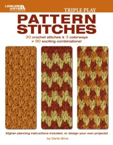 Triple Play Pattern Stitches | Review @OombawkaDesign