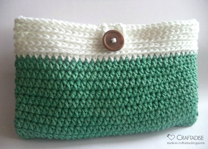 Image 6 Explore Crochet Purse | Made in Craftadise Guest Post @OombawkaDesign