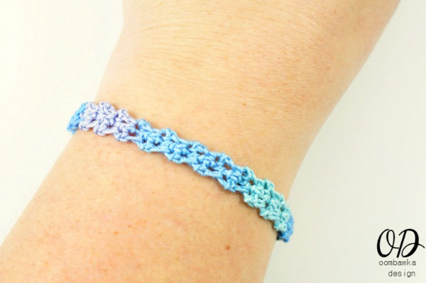 Top Believe Friendship Bracelet Free Pattern @Oombawkadesign