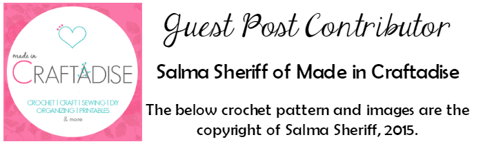 Copyright Salma Sheriff | Guest Post Contributor @OombawkaDesign