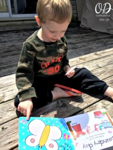 Drew. My First Doodle Fun Book.