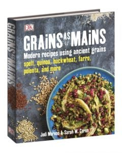 Grains as Mains – Another Great Book for Mom!