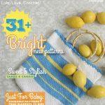 June Issue I Like Crochet Review | @OombawkaDesign