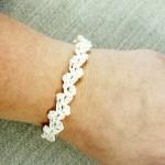 Bride Bracelet @OombawkaDesign