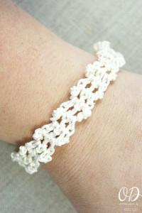 Lacy Bracelet Pattern