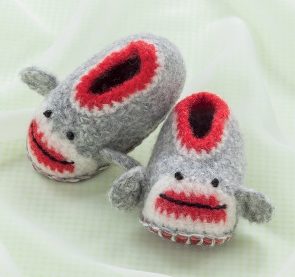 Sock Monkey | Cozy Toes for Baby Review @OombawkaDesign
