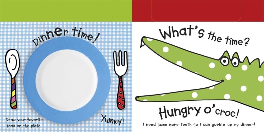 Plate | Doodle Fun! Review @OombawkaDesign