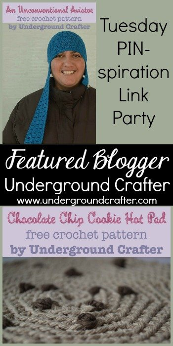 Featured Blogger Underground Crafter