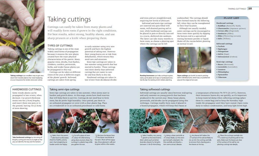 Cuttings | Canadian Gardener's Guide Book Review @OombawkaDesign