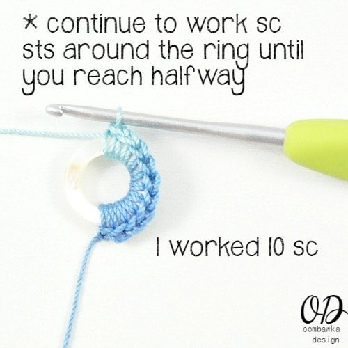 Step 6 | Infinite Hope Set | Free Pattern @OombawkaDesign
