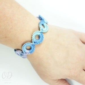 final Bracelet | Infinite Hope Set | Free Pattern @OombawkaDesign