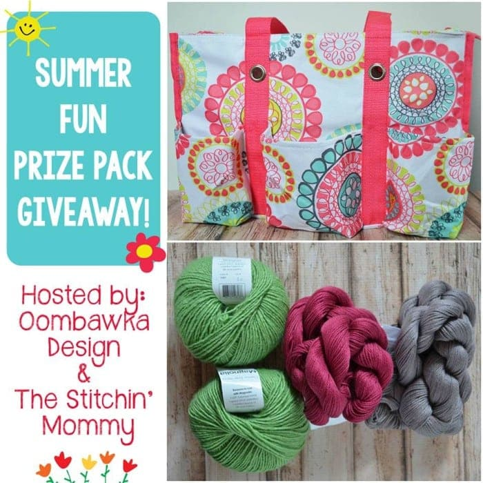 Just For Fun Twitter Giveaway By: Giveaway • Oombawka Design Crochet