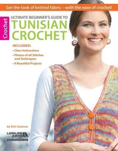 Tunisian Crochet | Book Review @OombawkaDesign
