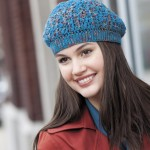 Cobblestone Beanie | Tunisian Crochet Book Review @OombawkaDesign