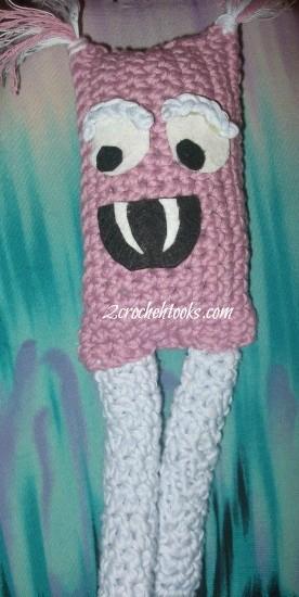 Monster Hook - Anna Carax - Batman - French-Knitting and Crochet ... | 550x276
