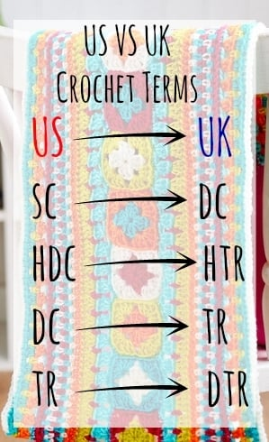 Conversion Image  | Top 7 Awesome Free Crochet Patterns | Elaine's Guest Post @OombawkaDesign