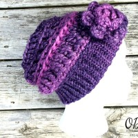 Enchanted Infinity Slouch Hat | Free Pattern
