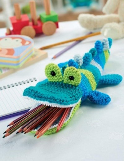 Mr Snaps  | Top 7 Awesome Free Crochet Patterns | Elaine's Guest Post @OombawkaDesign