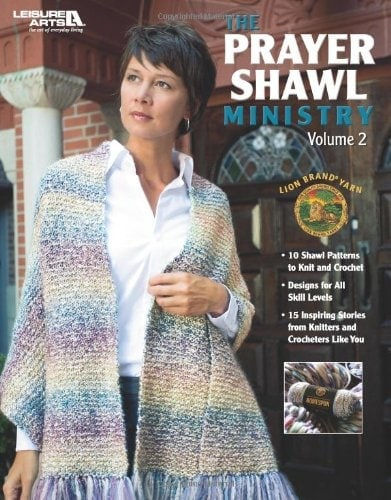 Prayer Shawl Ministry Vol 2 Review | Oombawka Design