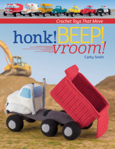 Honk! Beep! Vroom! - Crochet Toys That Move | Review | @OombawkaDesign