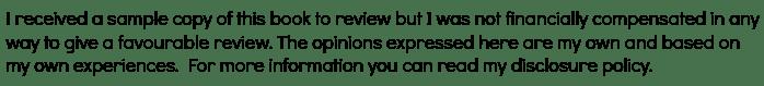Book Review No Affiliate Links