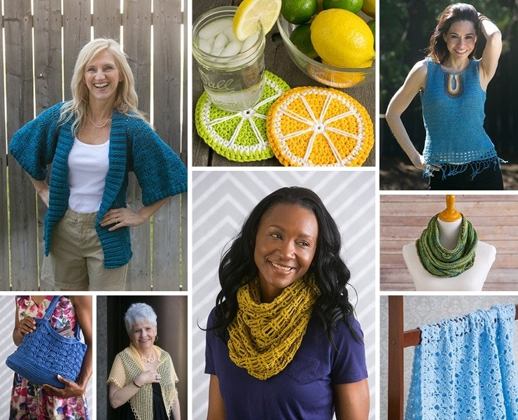 Features   I Like Crochet August Issue Review @OombawkaDesign