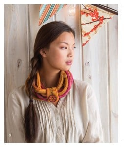 Corona Cowl | Cover | Quick Crochet Accessories (3 Skeins or Less) | Book Review | Oombawka Design