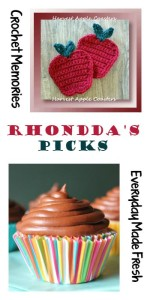 Rhonddas Picks Crochet Memories and Everyday Made Fresh