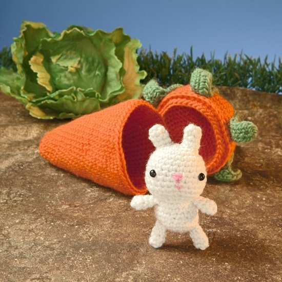 Little Bunny Amigurumi Toy Box | Book Review | Oombawka Design
