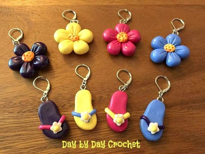 Day by Day Crochet | Guest Post | Review and Giveaway @OombawkaDesi