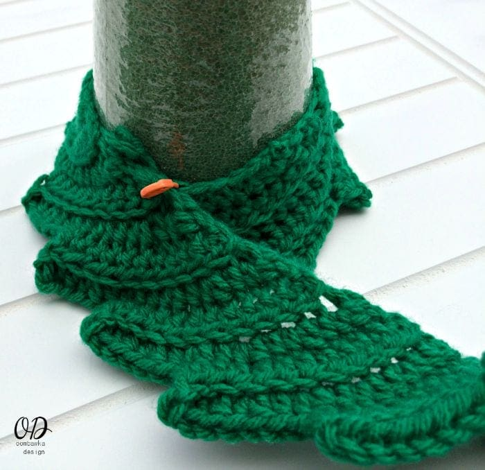 Free Crochet Pattern For A Christmas Tree : Oh Christmas Tree! Free Pattern Oombawka Design Crochet