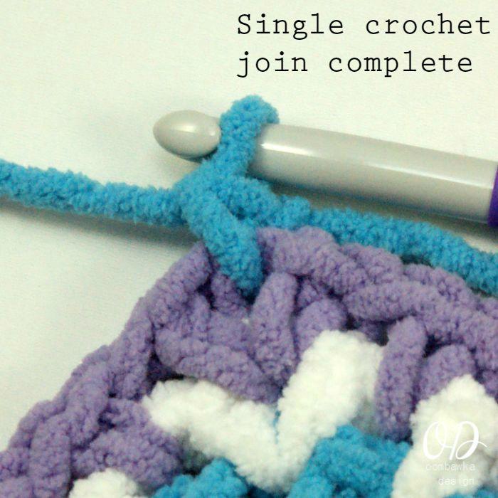 Zoeys Crochet Baby Blanket Pattern Oombawka Design Crochet