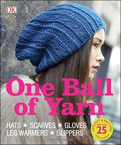 One Ball of Yarn | Book Review | Oombawka Design