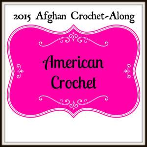 American Crochet Afghan CAL