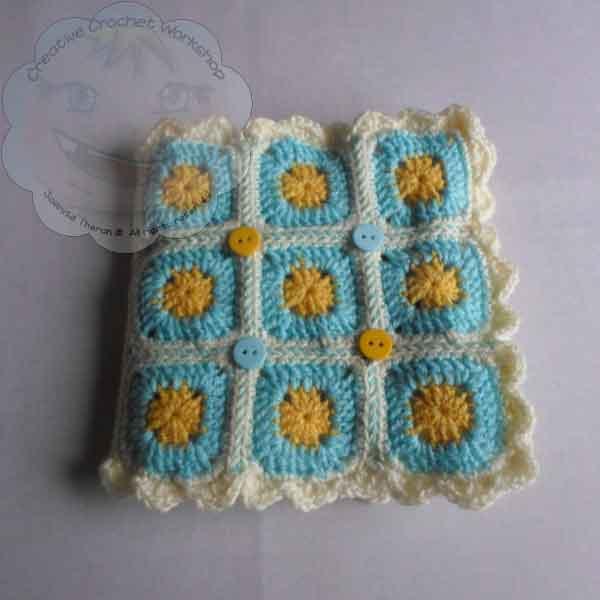 1 A Granny Square Crochet Booklet | Guest Contributor Post | oombawkadesigncrochet.com