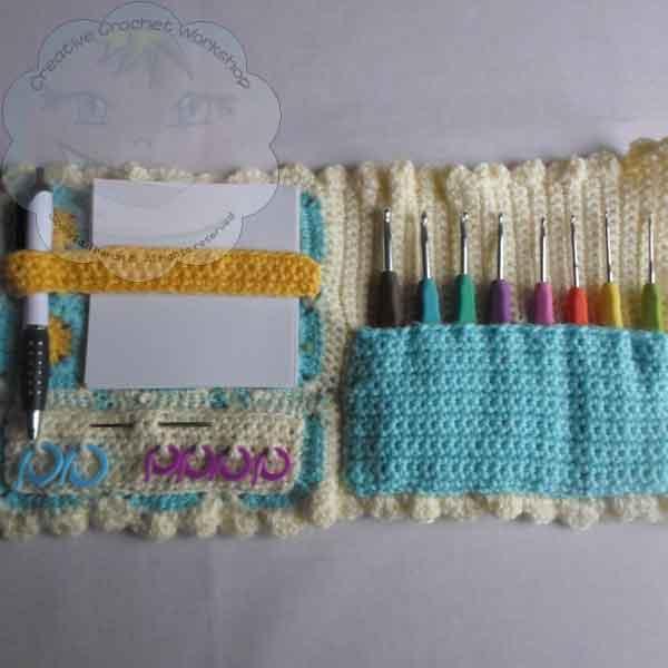 2 A Granny Square Crochet Booklet | Guest Contributor Post | oombawkadesigncrochet.com