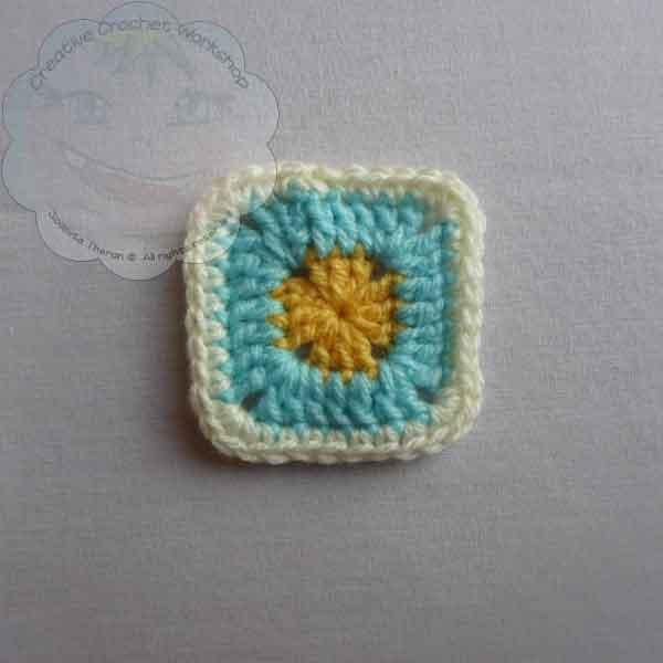 3 A Granny Square Crochet Booklet | Guest Contributor Post | oombawkadesigncrochet.com