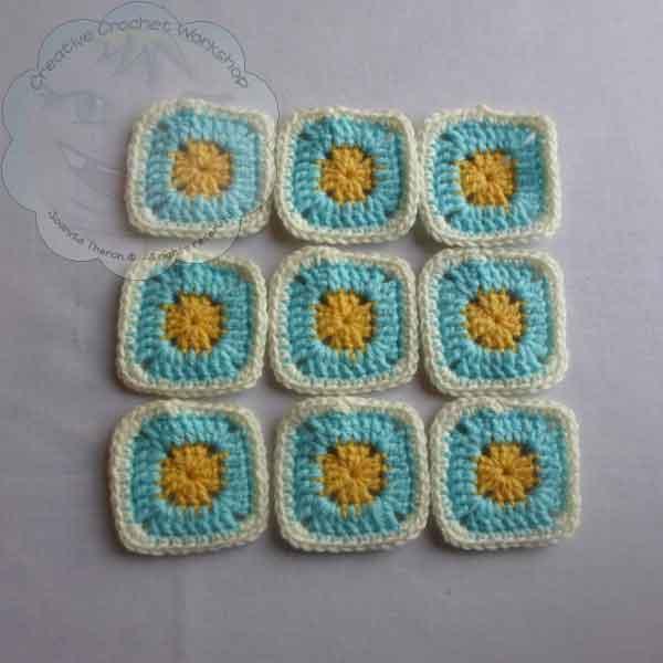 4 A Granny Square Crochet Booklet | Guest Contributor Post | oombawkadesigncrochet.com