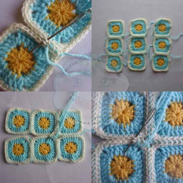 5 A Granny Square Crochet Booklet | Guest Contributor Post | oombawkadesigncrochet.com