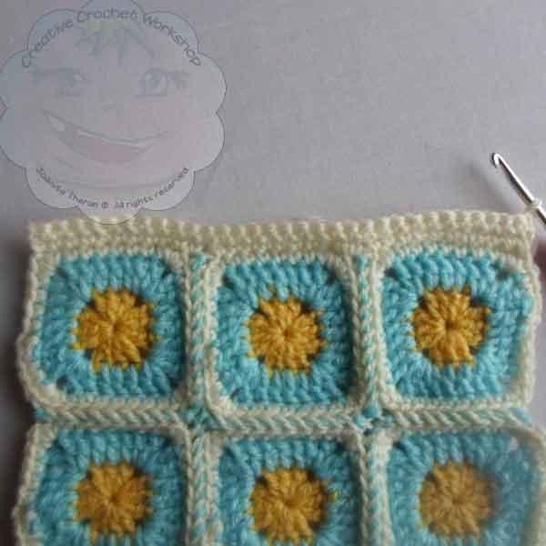 6A Granny Square Crochet Booklet | Guest Contributor Post | oombawkadesigncrochet.com