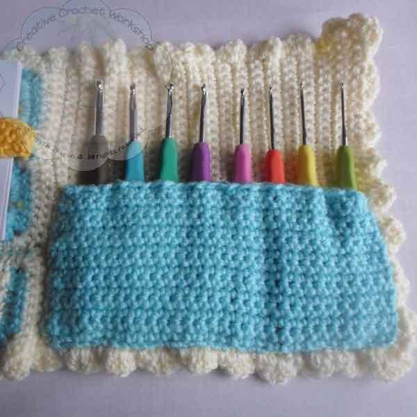 9 A Granny Square Crochet Booklet | Guest Contributor Post | oombawkadesigncrochet.com